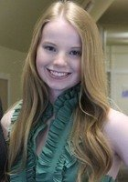 A photo of Ashley-Rose, a tutor from Berry College