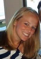 A photo of Allison, a tutor from Stonehill College