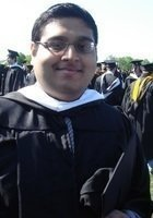A photo of Aalok, a tutor from Lehigh University