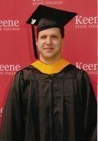 A photo of Jason, a tutor from Keene State College