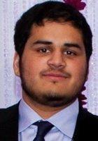 A photo of Musa, a tutor from Arizona State University