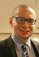 A photo of Robert, a tutor from St. John's University