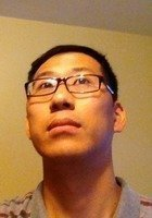 A photo of John, a tutor from St. John's University