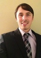 A photo of Michael, a tutor from Indiana University