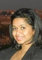 A photo of Priyanka, a tutor from CUNY Hunter College