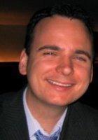A photo of Mark, a tutor from Washington & Lee University