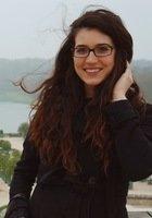 A photo of Marla, a tutor