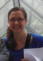 A photo of Ashley, a tutor from Arizona State University