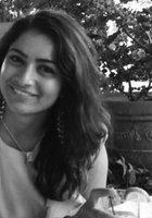 A photo of Priyanka, a tutor from Boston University