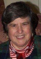 A photo of Dorothy, a tutor from Boston University