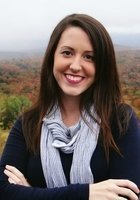 A photo of Meghan, a tutor from University of Rhode Island