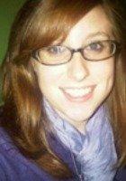 A photo of Cori, a tutor from Suffolk University