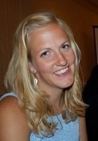 A photo of Rachel, a tutor from Goshen College