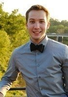 A photo of Cory, a tutor from Berry College