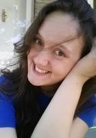A photo of Sierra, a tutor from Maryville University of Saint Louis