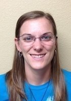 A photo of Kerilyn, a tutor from College of the Holy Cross