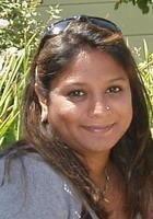 A photo of Shefali, a tutor from Rutgers University-New Brunswick