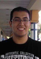 A photo of Javier, a tutor from Millersville University