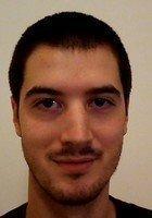 A photo of Kyle, a tutor from Lenoir-Rhyne University