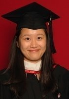 A photo of Yiwen, a tutor from Shanghai University