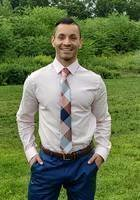 A photo of Justin, a tutor from University of Vermont