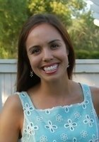 A photo of Jessica, a tutor from University of the Pacific