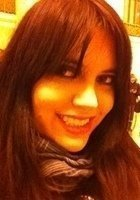 A photo of Nathalia, a tutor from Sergio Arboleda University