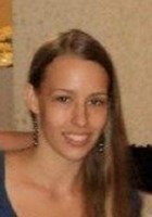 A photo of Alicia, a tutor from Illinois State University