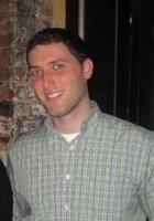 A photo of Daniel, a tutor from Yeshiva University