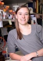A photo of Amy, a tutor from Dickinson College