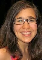 A photo of Allison, a tutor from Barnard College