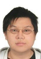 A photo of Edwin, a tutor from National Taiwan University