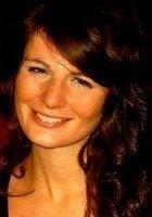 A photo of Jennifer, a tutor from Georgetown University