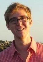 A photo of John, a tutor from Princeton University