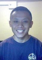 A photo of David, a tutor from Northwestern University