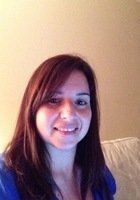 A photo of Gina, a tutor from George Mason