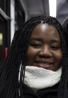 A photo of Sacha, a tutor from Fordham University
