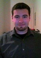 A photo of Joshua, a tutor from Northern Arizona University