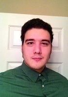 A photo of Matt, a tutor from Stony Brook University