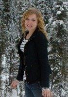A photo of Amy, a tutor from University of Washington