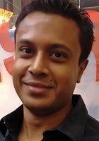 A photo of Rajiv, a tutor from University of Michigan