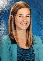 A photo of Courtney, a tutor from Northern Arizona University