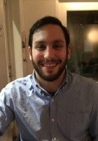 A photo of Sam, a tutor from Boston University