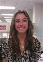 A photo of Amal, a tutor from George Washington University