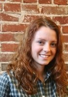 A photo of Jessica, a tutor from Washington University in St Louis