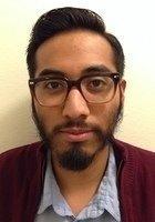 A photo of Adam, a tutor from University of California-Riverside