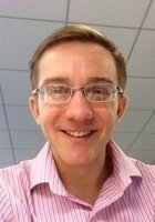 A photo of David, a tutor from Swarthmore College
