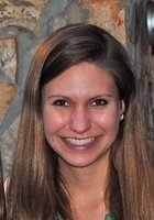 A photo of Christy, a tutor from The College of William and Mary
