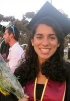 A photo of Monica, a tutor from University of California-San Diego