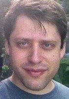 A photo of Patrick, a tutor from University of California-Berkeley